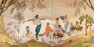 如何對韓愈、柳宗元的成就進行排序?