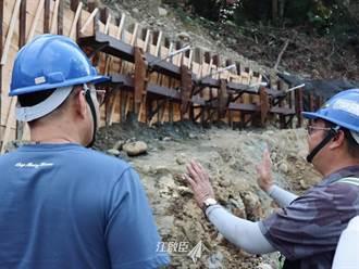中88線走山崩塌2.6公頃 復建1年半完工通車