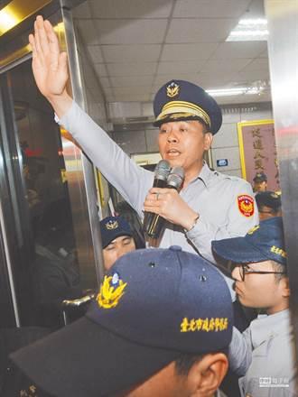方仰寧接南市警局長 黃偉哲:期許治安更好