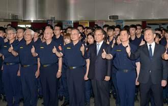 接任高雄市警局長 黃明昭:以實際行動爭取信任