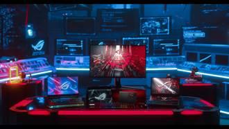CES/ROG玩家共和國新世代電競筆電與配件齊發