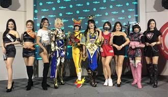 台灣NO.1!疫情下全球唯一電玩大展 Coser辣模現身宣傳