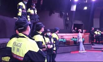 台中夜店女舞者表演太鹹濕  5人到案全後悔猥褻演出