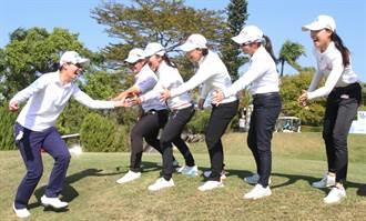 台豐男女職業對抗賽 徐薇淩率領娘子軍力壓男子隊