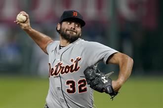 MLB》老虎用310萬美元與前新人王續約 盼恢復威力