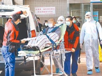 首例醫師染疫 傳染護理師 桃園某醫院 驚爆院內感染 病人只出不進 暫不封院