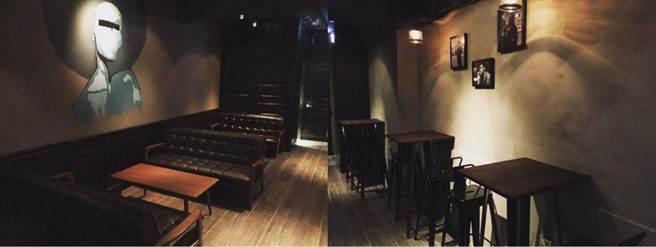 東區小巷的微醺天地「OAK BAR」英式酒吧(BEEN蜂報提供)
