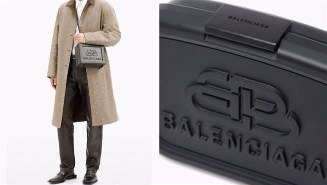 巴黎世家2020全新秋冬系列 1980美元午餐便當盒 - 生活