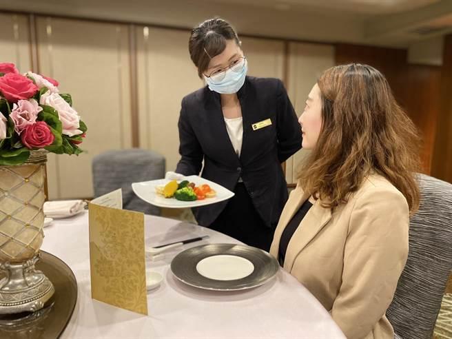 香格里拉台南遠東國際大飯店近期舉辦2場徵才活動。(香格里拉台南遠東飯店提供/曹婷婷台南傳真)