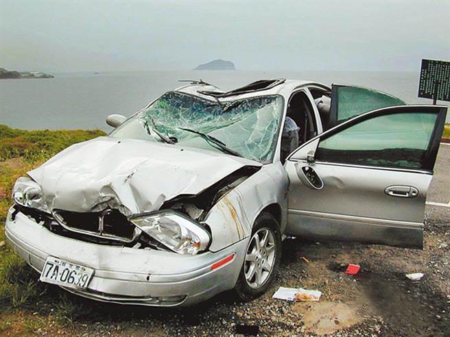颱風夜車墜崖 夫妻人間蒸發12年 認罪詐保6400萬(資料照片)
