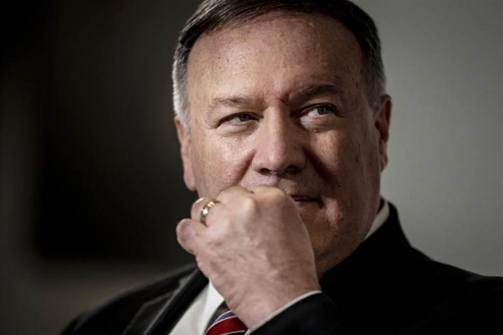 《每日郵報》指出,美國國務卿要在僅剩下數日的任期內,要再提出「病毒出於武漢」的新證據。(美聯社)