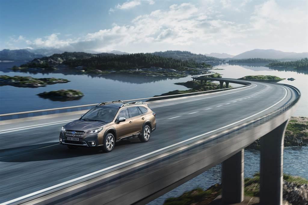 SUBARU今日正式宣布全新大改款豪華旗艦休旅All-New Outback將搭載超越同級的智慧駕駛輔助系統「EyeSight 4.0」,並以「SGP全球模組化底盤」及「奢華質感車室設計」,讓消費者放縱每一趟旅程,盡享大地蒼穹之美。