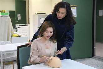 弘光妝品系碩士生創業有成 隨師OMC國際賽求精進