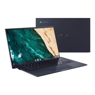 CES/華碩發表Chromebook新品與教育市場筆電BR1100