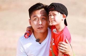 【爸爸星二代拚顏值1】劉燁兒子帥如混血王子 被認成外國人一句回嗆
