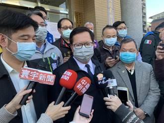 鄭文燦抨擊楊志良:完全失控、缺乏同理心