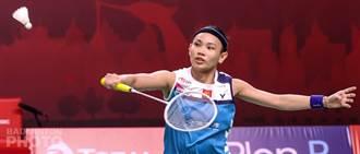 泰國羽球公開賽》打到對手放棄抵抗 戴資穎直落二晉八