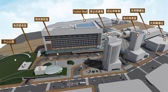 攜手花蓮縣府 台鐵推40公頃雙城開發