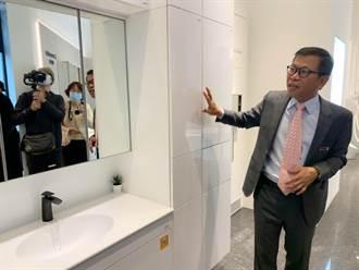 凱撒衛浴高雄旗艦店開幕 搶進電商市場