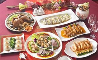 「疫」外好暢銷 嘉義飯店推外帶年菜澎湃有料