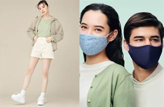 GU涼感立體口罩強勢登台  2款防疫時尚單品必收