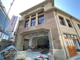 台南市定古蹟百年西市場修復 風華再現