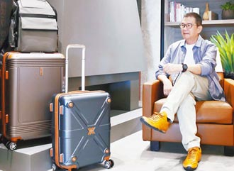 臺南行李箱製造商 行銷全球五大洲