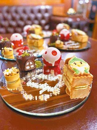 來亞都麗緻大飯店 享用白雪公主魔鏡午茶