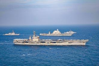 遏制中國在第一島鏈海空優勢 大陸批破壞地區穩定!美解密印太戰略 宣告防衛台灣