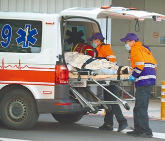 確診醫院2500人普篩 全台最大規模