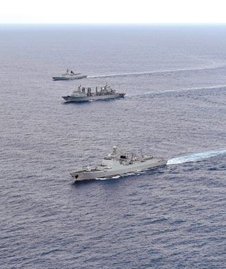 應對印太戰略 大陸海警可動武