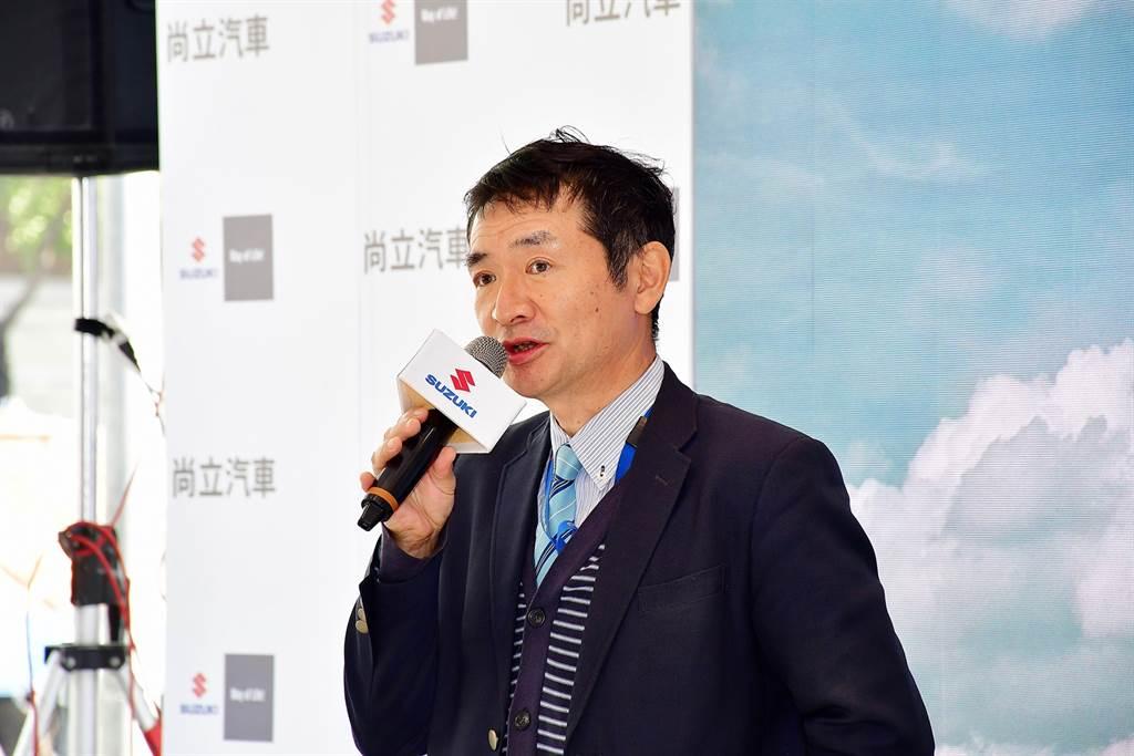 TAIWAN SUZUKI董事長鈴木忠臣表示,尚立汽車自2010年8月成立至今,為SUZUKI品牌頗為倚重的經銷伙伴。透過尚立汽車橫跨北屯、南區、豐原、沙鹿健全的據點網絡,讓大台中地區的消費者都能夠享受到新車銷售、售後保養維修等完善的服務內容。