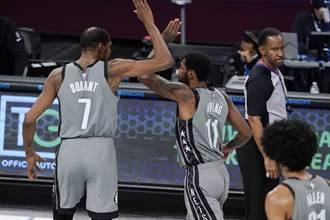 NBA》籃網總管放豪語:三巨頭會為彼此犧牲