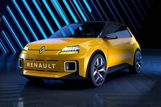以數位、純電化語言重塑經典 Renault發表Renault 5 Prototype純電原型車