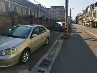 竹南鎮公所費9千萬元 打造學校安全通道