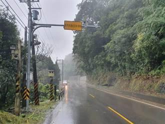 北宜公路區間測速 延伸到新北宜蘭交界
