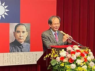 台中榮民總醫院新院長陳適安 15日布達宣誓