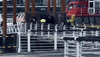 遊艇跨年趴意外落水  印尼僑生屍體五股尋獲
