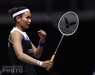 泰國羽球公開賽》僅花28分鐘 戴資穎直落二拍落李文珊晉4