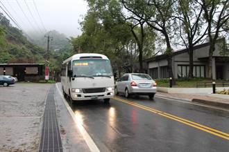 紓解梅嶺賞花人潮 綠22公車周末增班