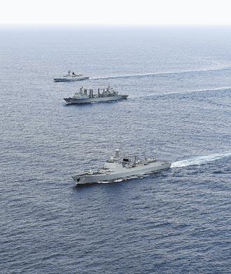 陸專家籲 制定中國版印太戰略