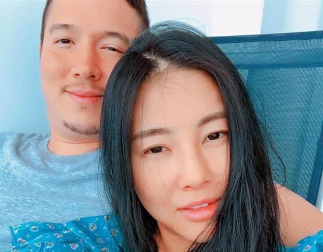 孫瑩瑩15日宣布和李仕凡結束6年婚姻。(圖/翻攝自孫瑩瑩IG)