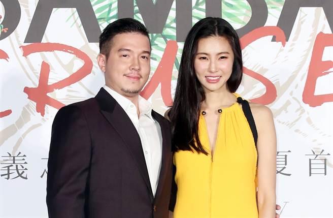 孫瑩瑩今宣布和李仕凡離婚。(圖/中時資料照片)