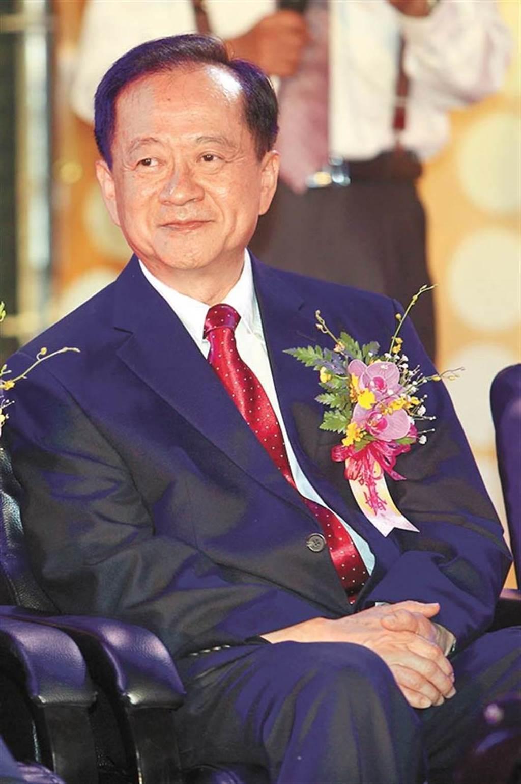前台積電營運長、中芯國際副董事長蔣尚義。(資料照)
