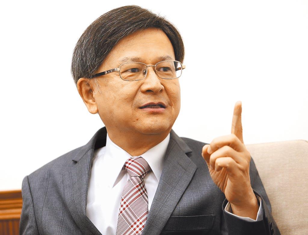 前公懲會委員長石木欽。(本報資料照片)