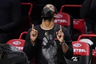 NBA》厄文向球迷道歉 會用實際行動完成諾言
