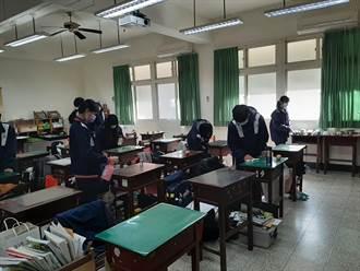 大甲高中師生戶外教學 18人上吐下瀉