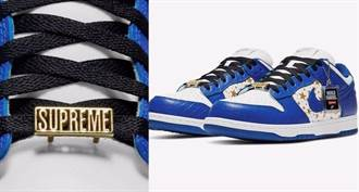準備好被滿天星閃爆嗎?Supreme x Nike 重磅來襲!