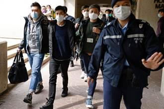 美制裁多位陸港官員 稱涉及香港大規模逮捕親民主人士