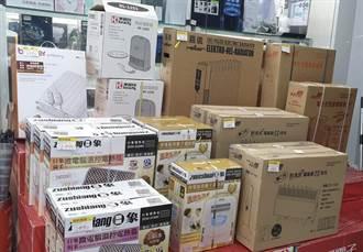 買電暖器要注意什麼?中市法制局提醒認請這標章